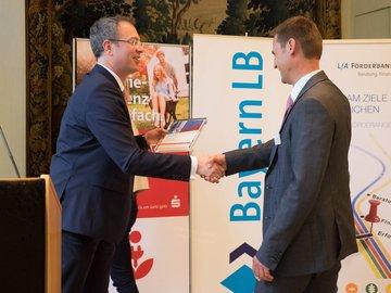 Innovative Unternehmen bei der Sparkasse Oberpfalz Nord in besten Händen