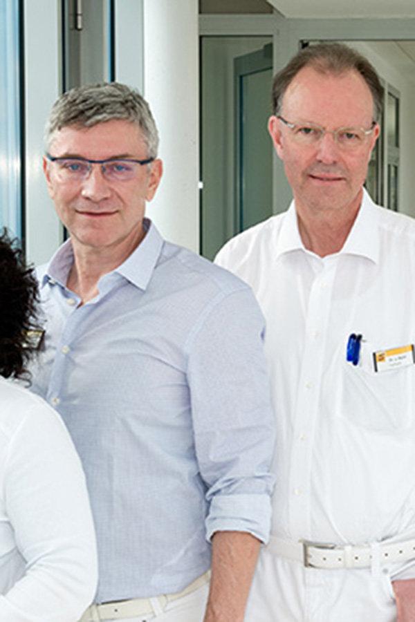 Dr. med. Johann Meier u. Roman Baumer: Strahlentherapie