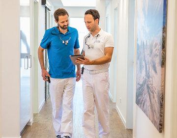 Oralchirurgie: schonend und modern