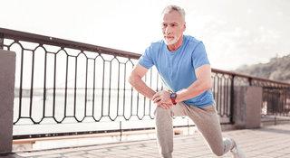Kniegelenksverschleiß: Behandlung ohne OP