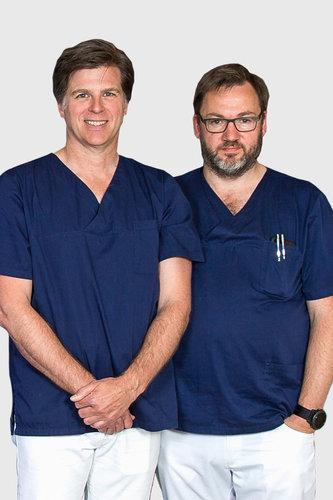 chmn Chirurgie München Nord: Dr.med. Andreas Walter & Sebastian Sepp