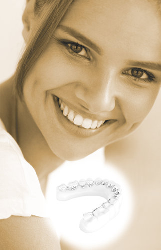 Für perfekten Biss und ein strahlendes Lächeln