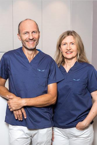 Zahnarztpraxis – Dr. Thomas und Dr. Eva Vierling