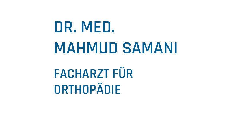 Orthopädie Eichstätt – Dr. med. Mahmud Samani
