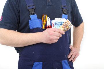 Handwerker brauchen Spezialisten in Steuerfragen