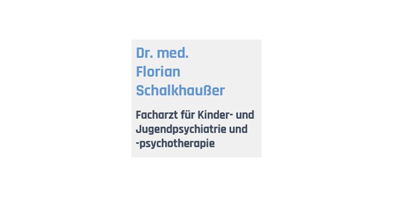 Dr. med. Florian Schalkhaußer