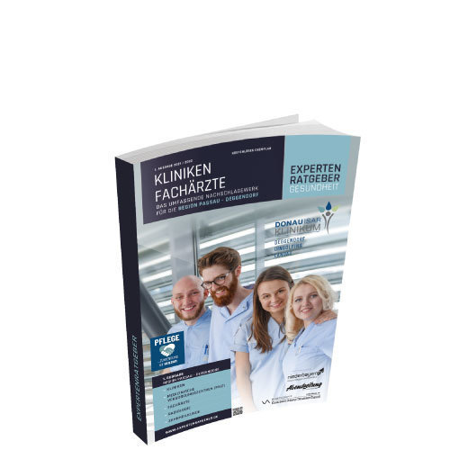 Kliniken und Fachärzte Passau - Deggendorf 2021