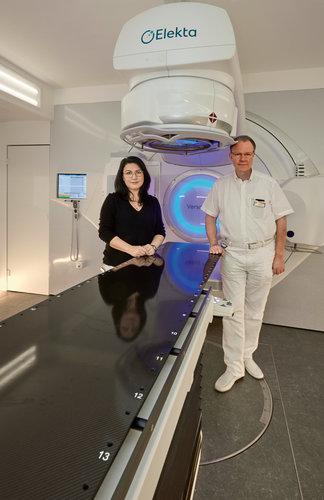 Strahlentherapie und Radioonkologie